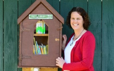 Street libraries: They're sprouting across rural Victoria | The Weekly Times