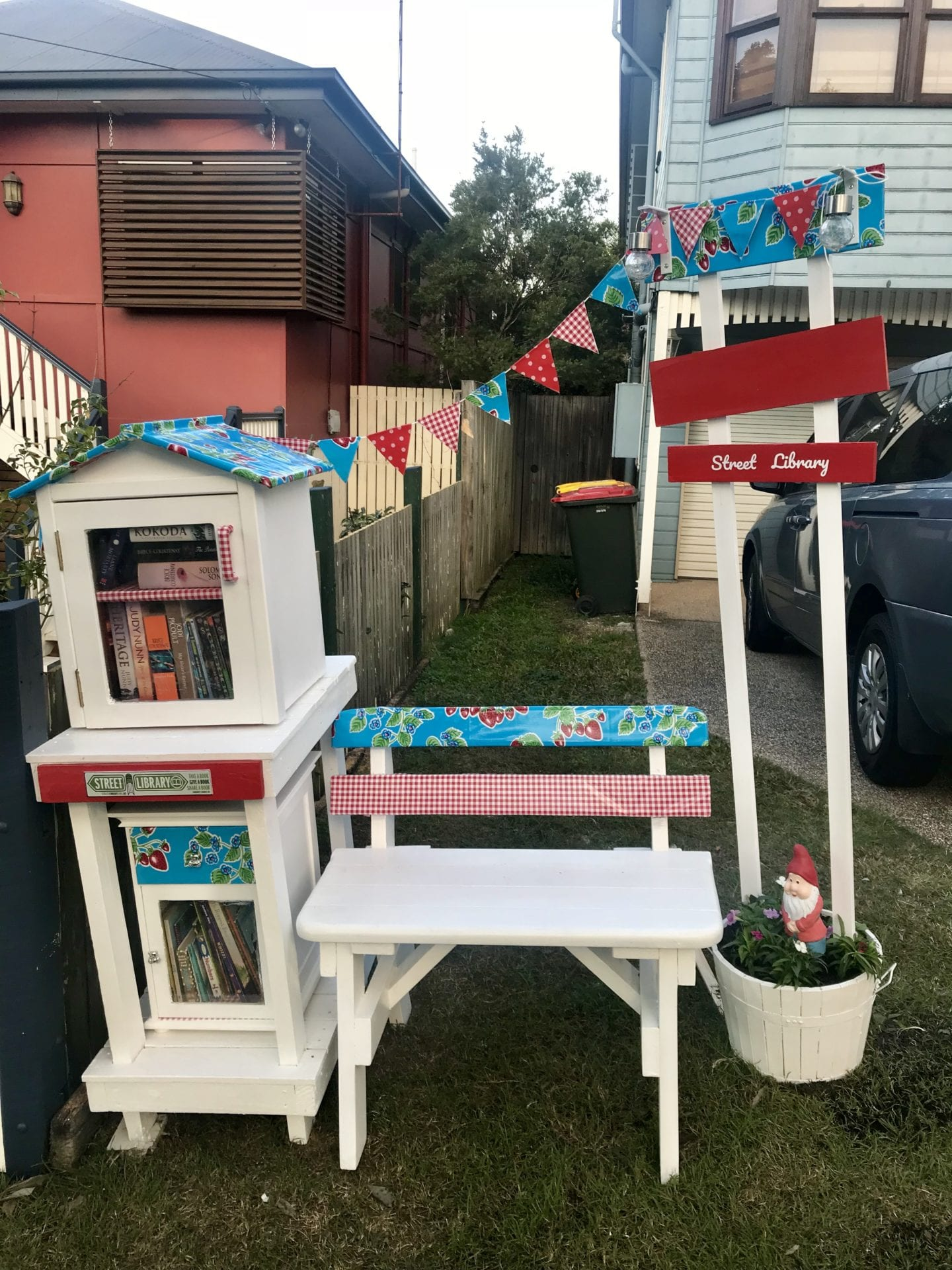StoryTime Street Library