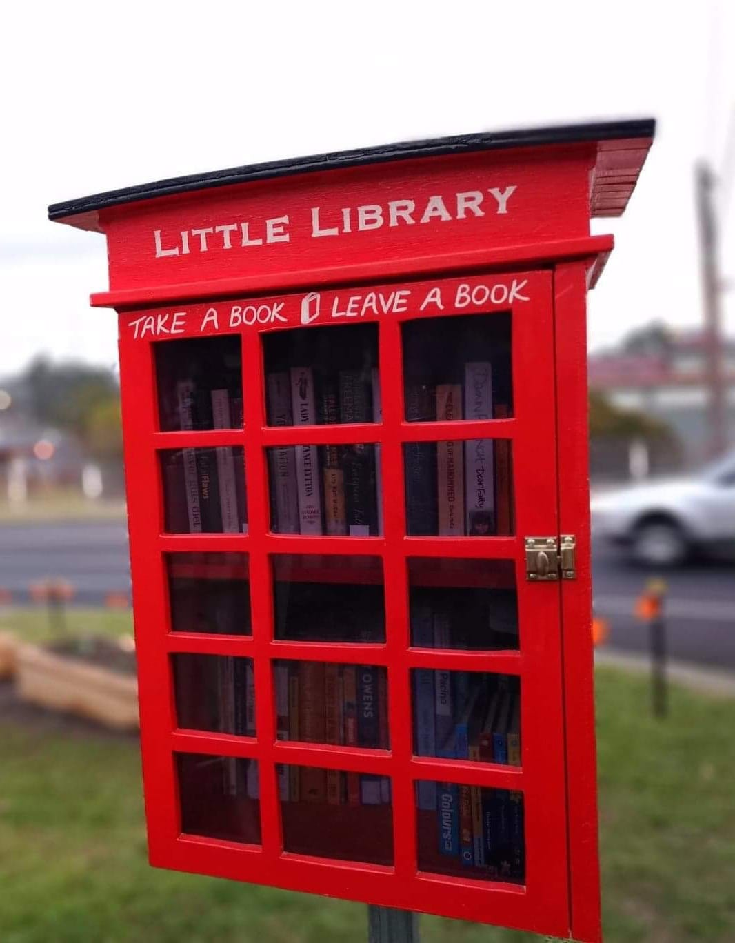 Strathmore Little Library