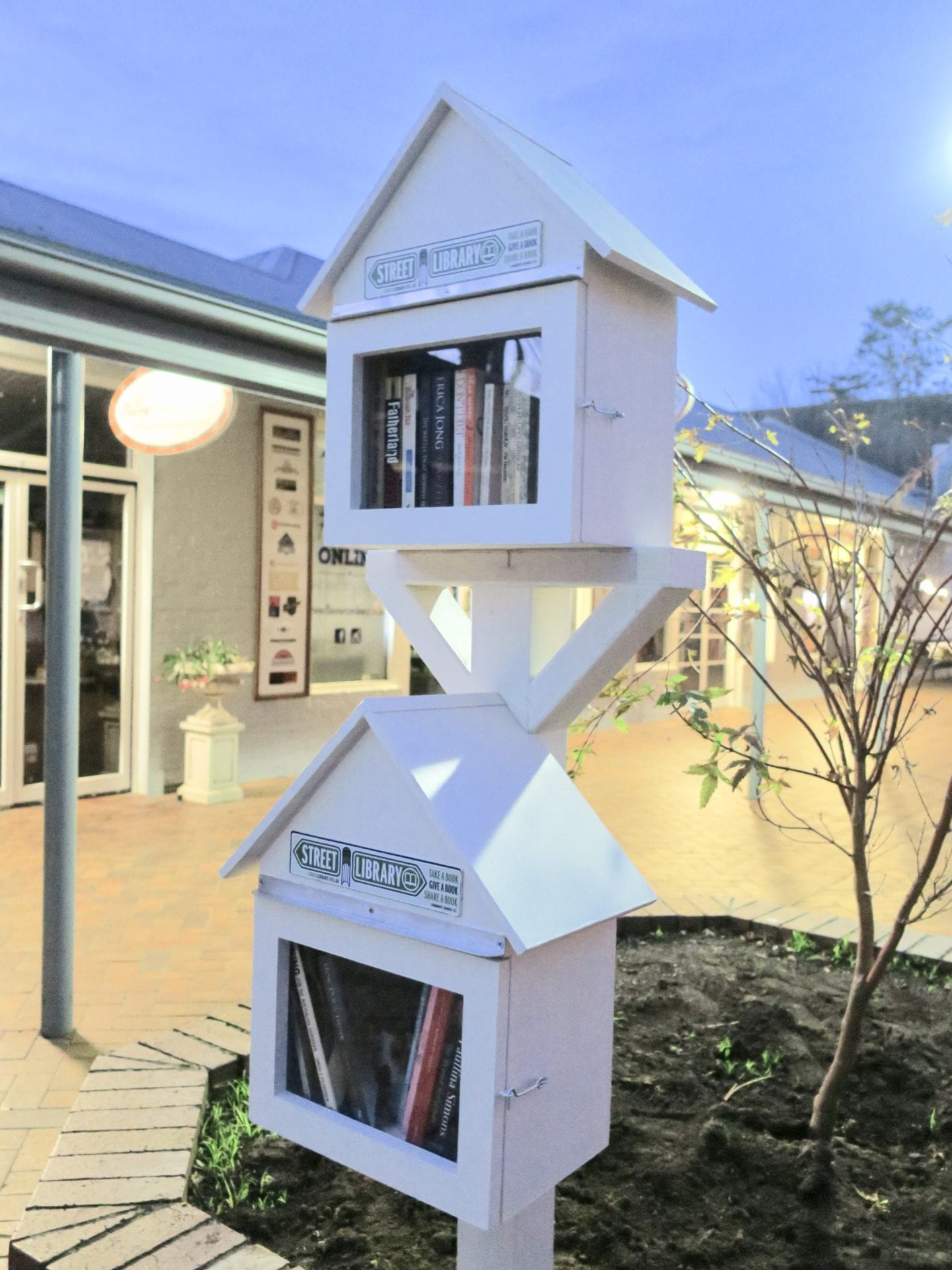 Berry Alliance Street Library