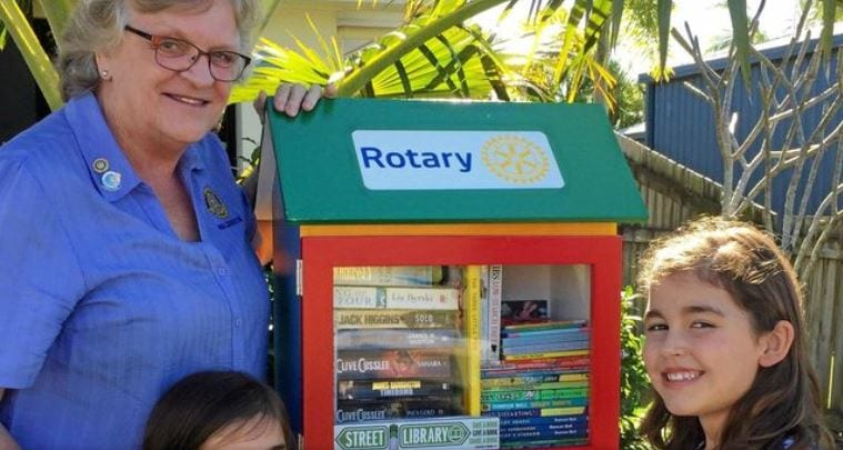 Unique new 'library' launches at Walkerston | Mackay Daily Mercury