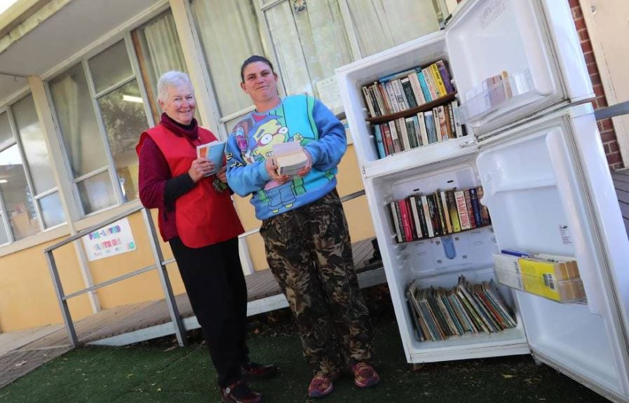Wagga Wesley Uniting Church's street library | The Daily Advertiser