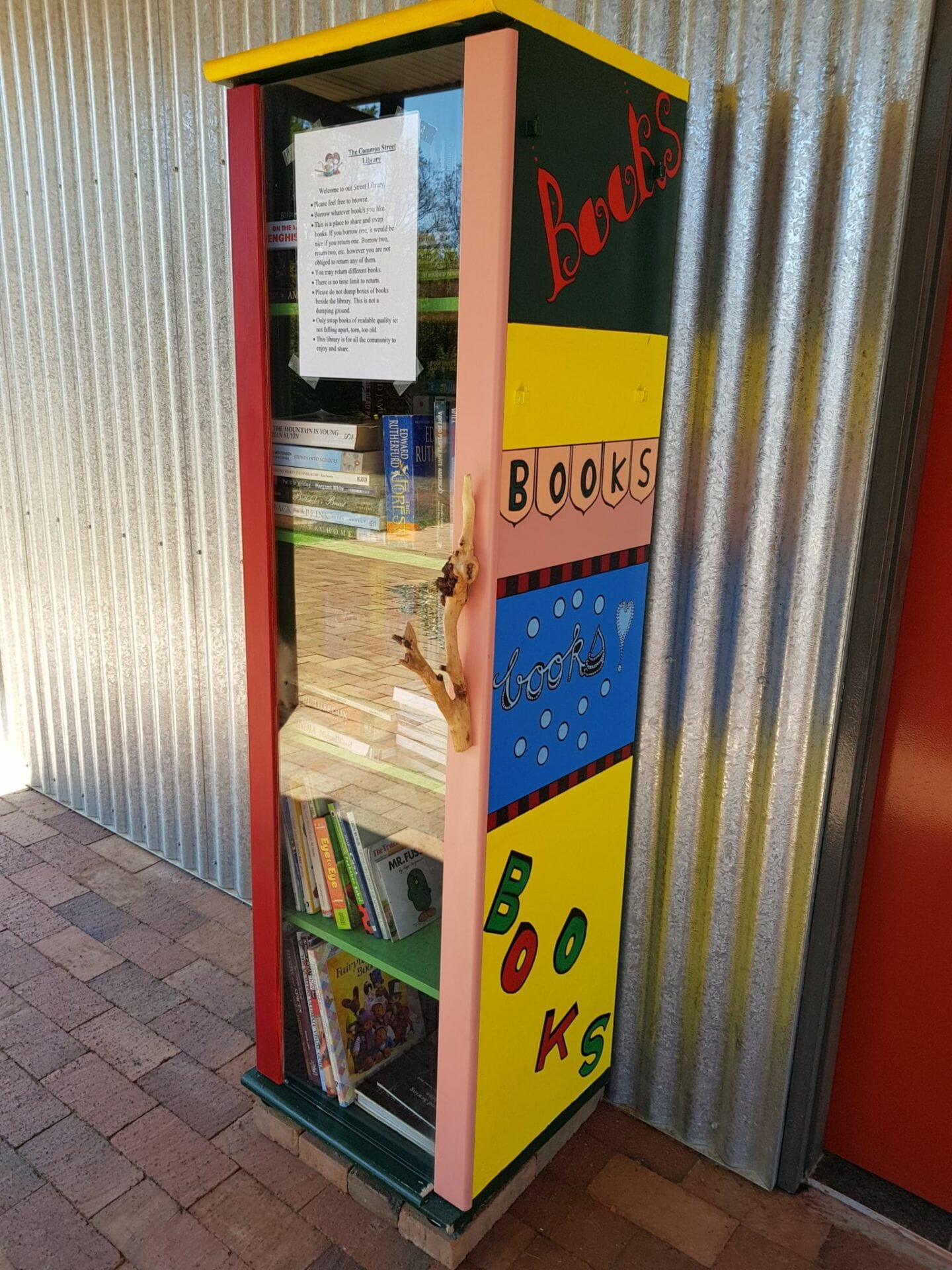 The Common Street Library