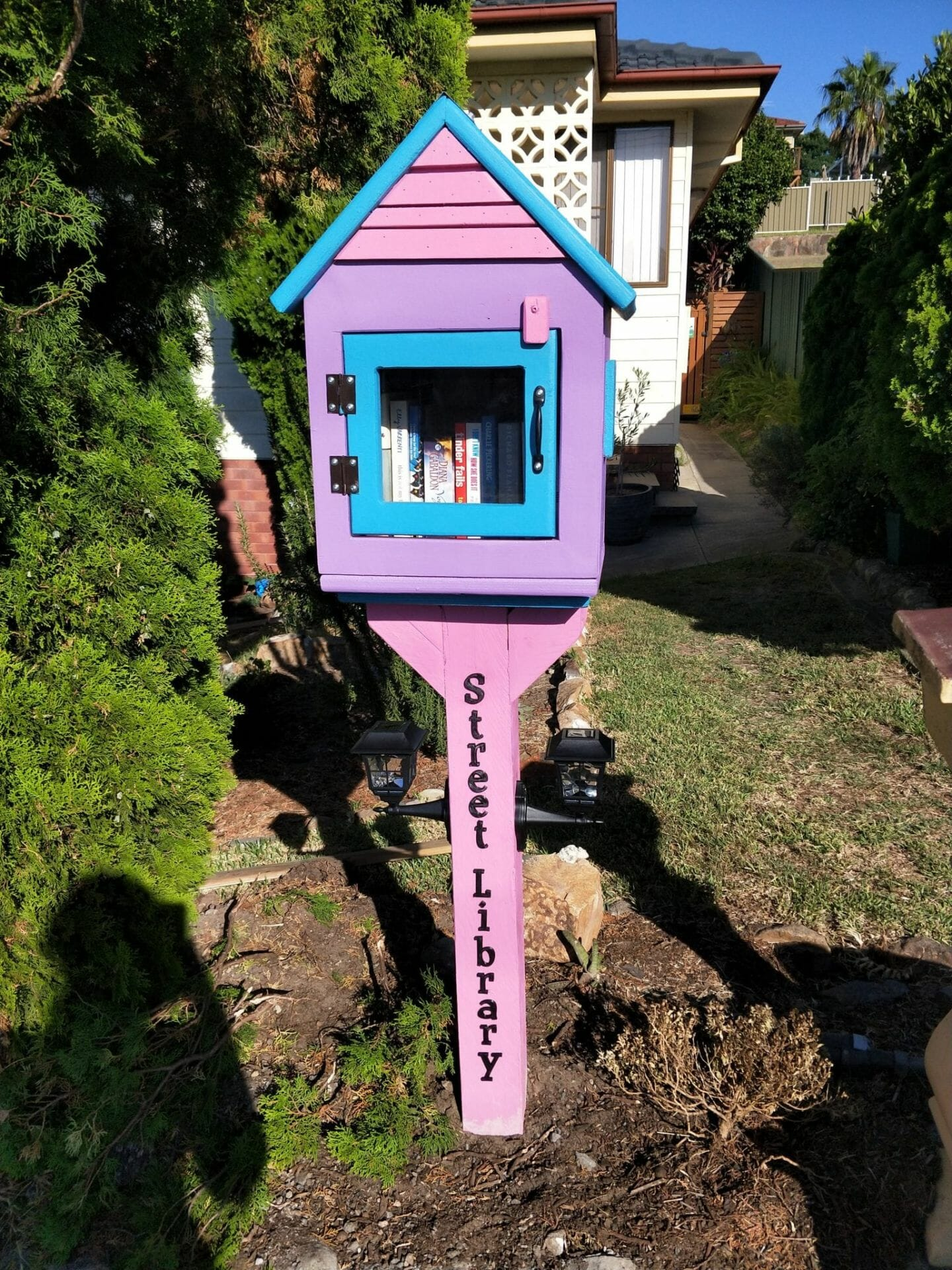 Book House on the Hill