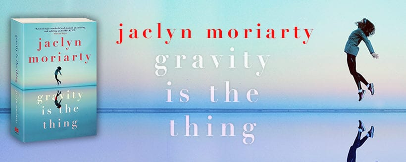 Launching Jacyln Moriarty's beautiful new book