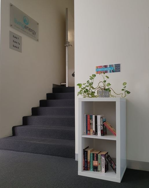The Living Energy Library
