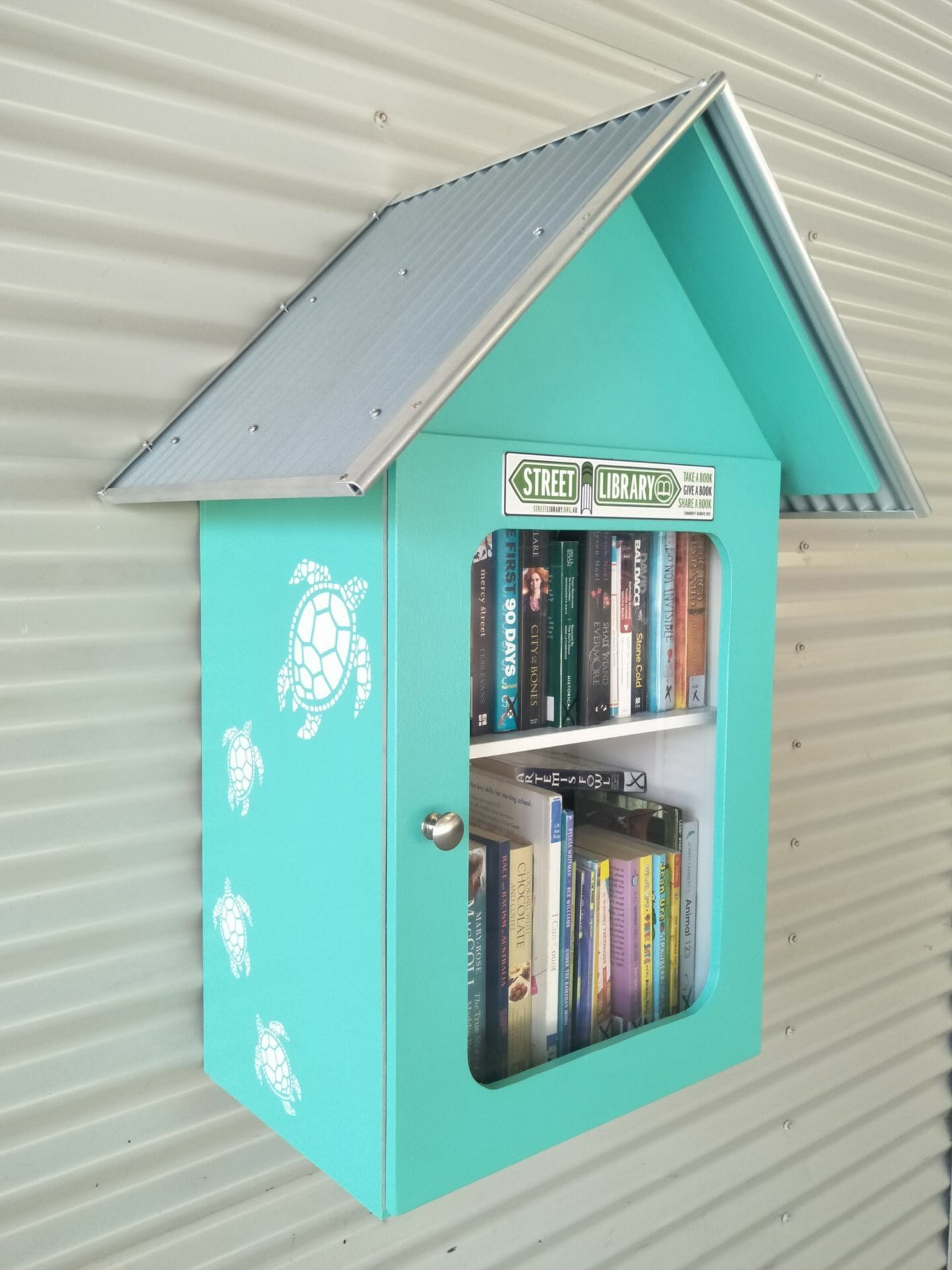 Point Lookout Little Library