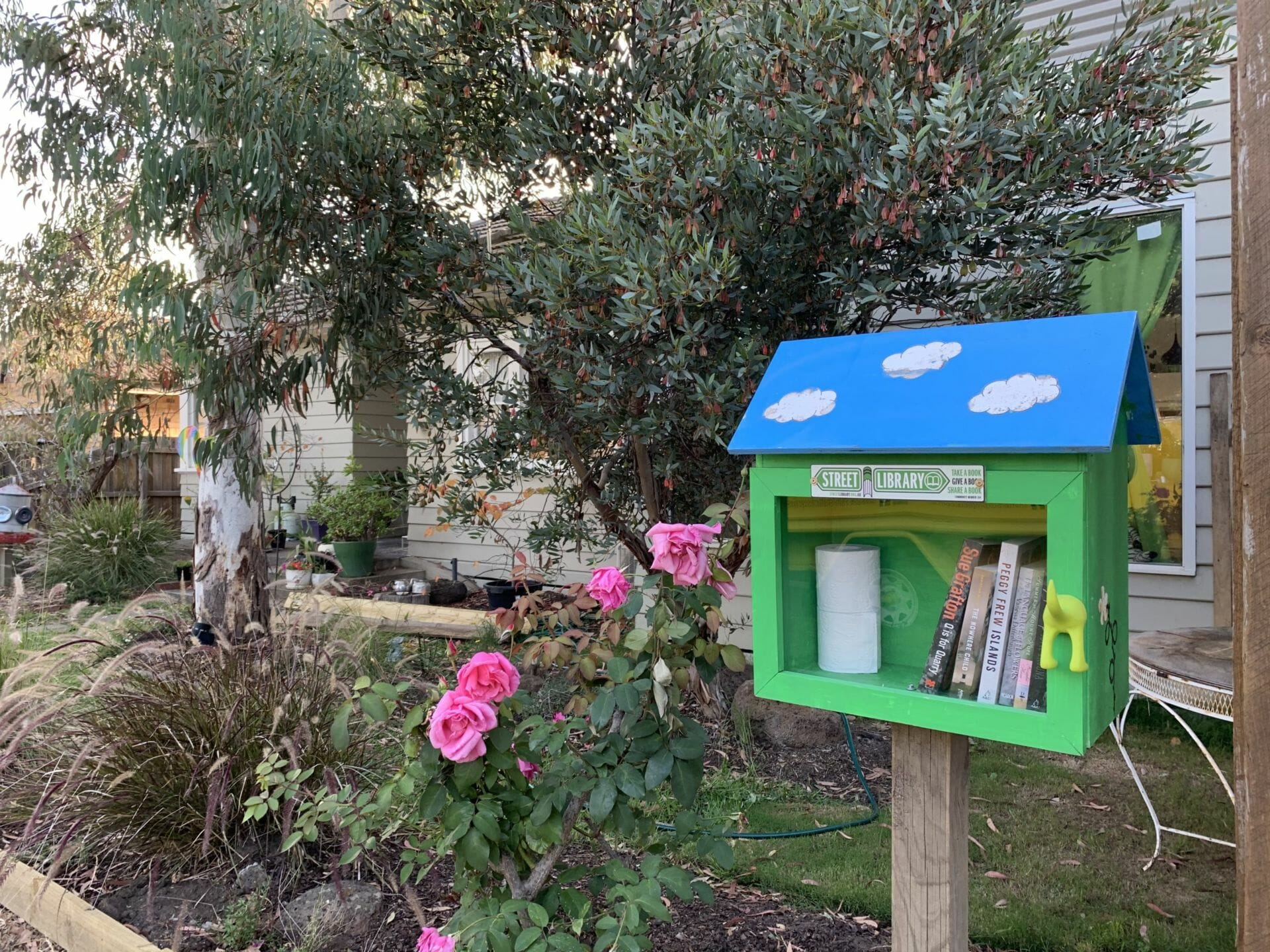 Daisy's Little Library