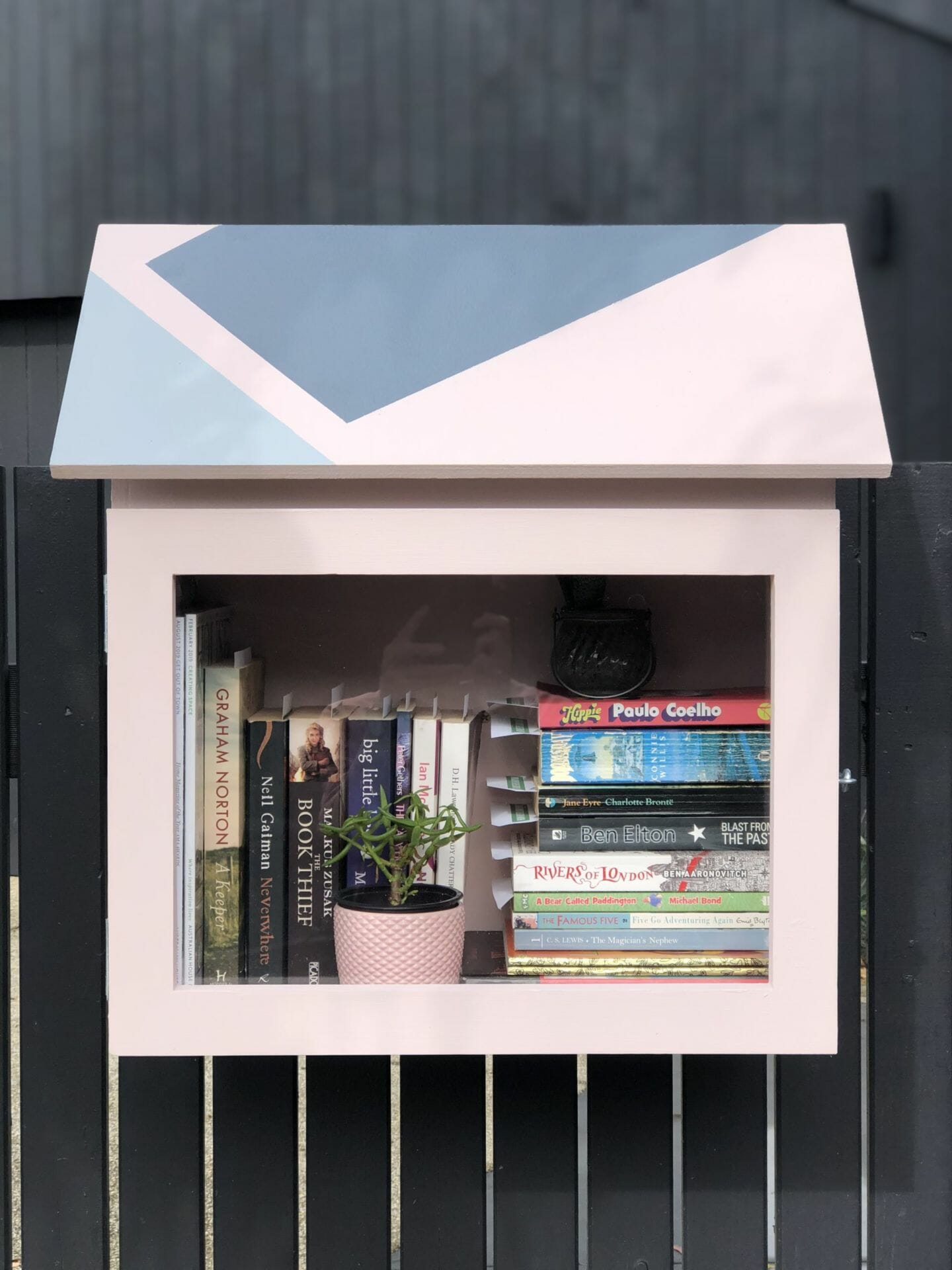The Little Pink Library