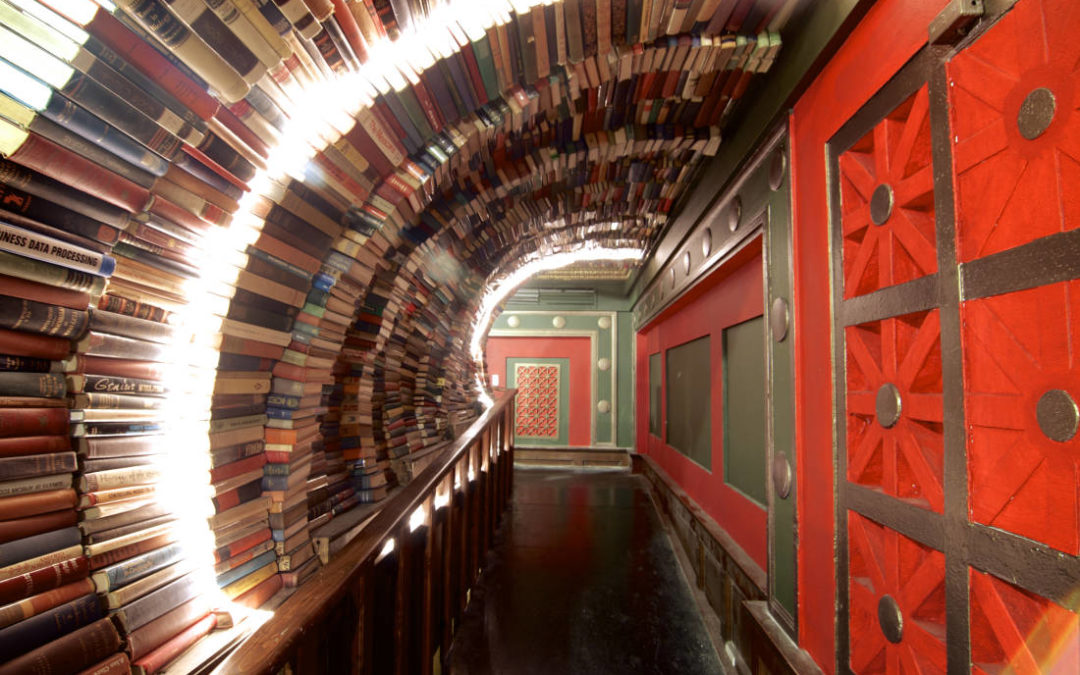 The 10 Most Unconventional Bookstores In The World