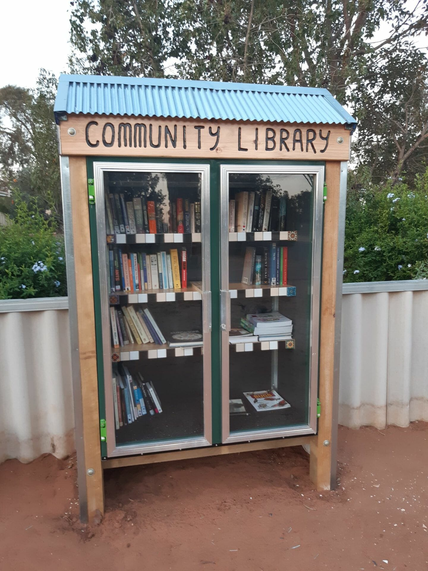 RUF COMMUNITY LIBRARY