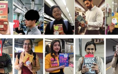 From books on the metro to books in the courier, this book-sharing service has reinvented itself