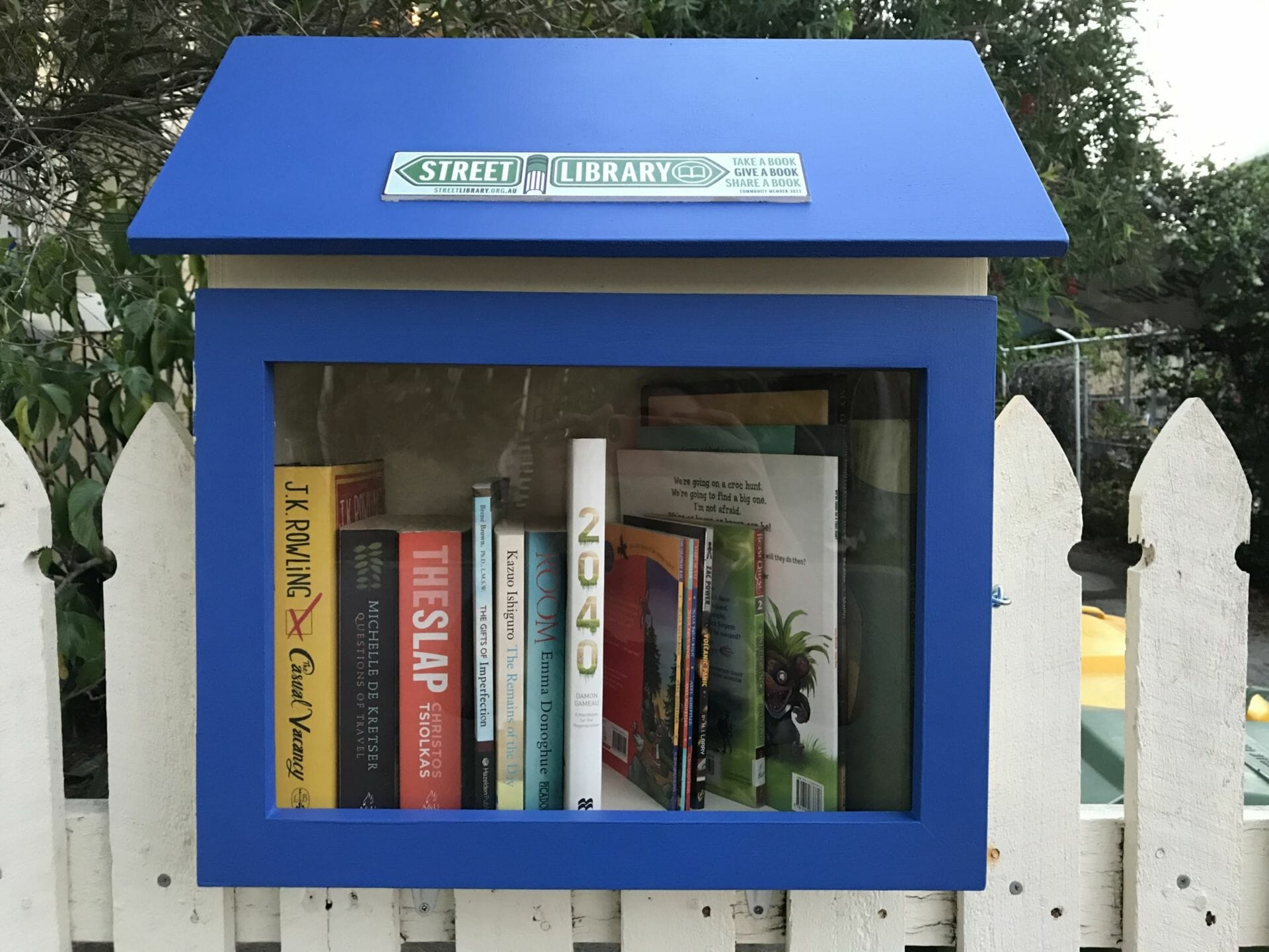 Ninth Ave Book Nook