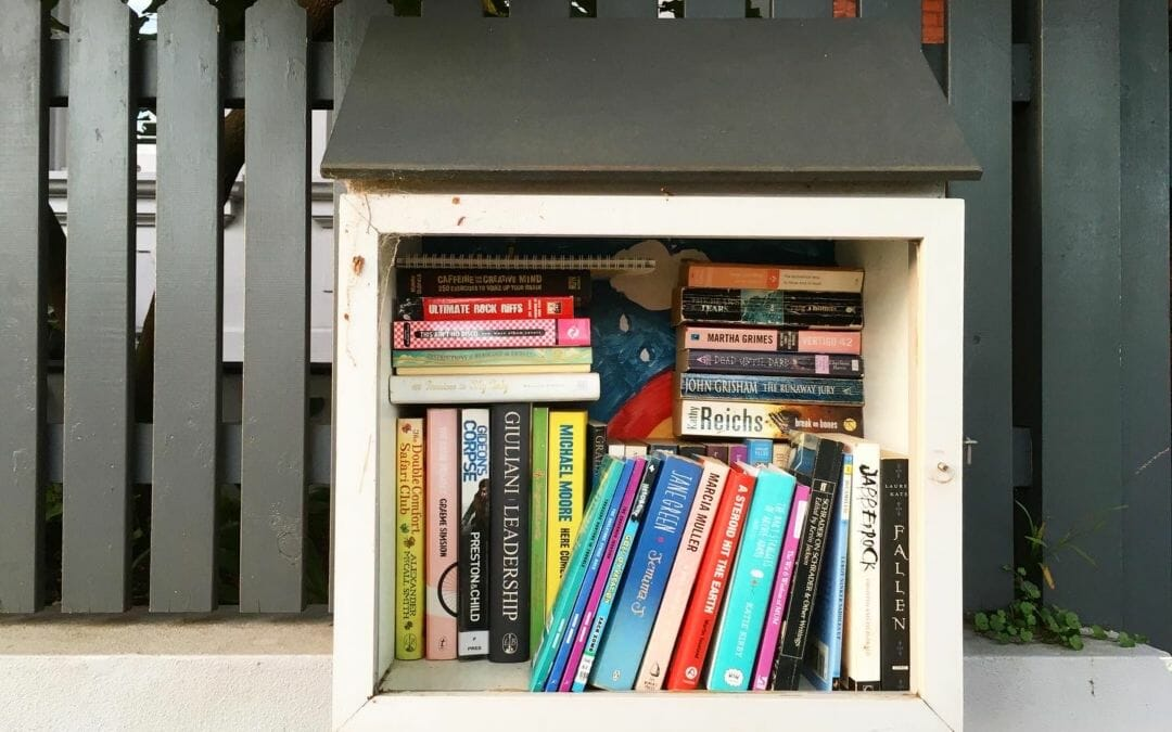Street Library of Lilyfield